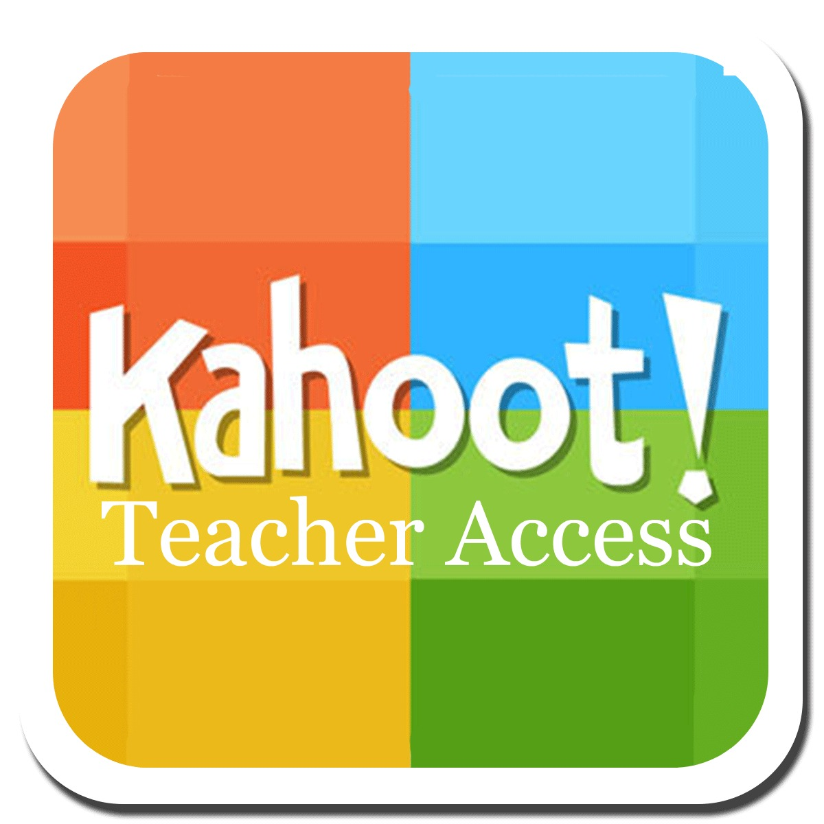 KahootTeacherAccess